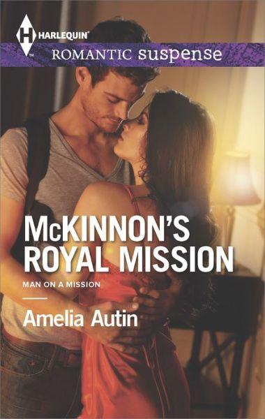 McKinnon's Royal Mission Cover