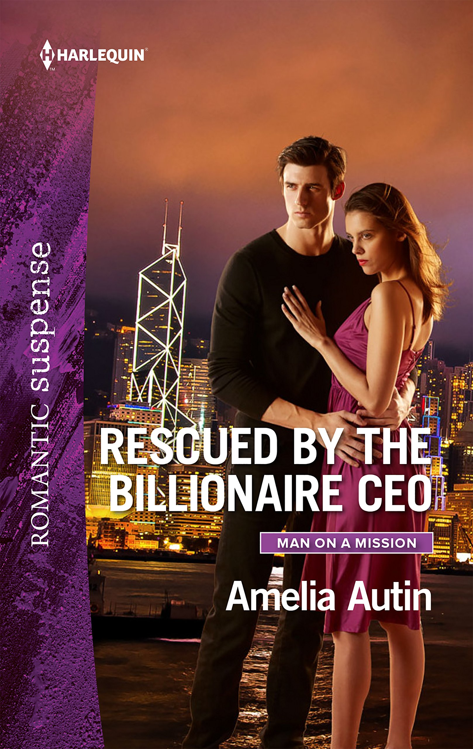 A BILLIONAIRE ON THE HUNT FOR JUSTICE MEETS HIS MATCH IN AMELIA AUTINS LATEST MAN MISSION ROMANCE When Shes Bound Gagged And Kidnapped